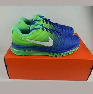 Nike Air Max 2017 Running Shoes Airmax Men's 10.5